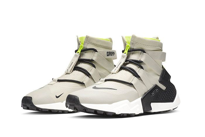 Nike Huarache Gripp Orewood Brown Sneaker Freaker4