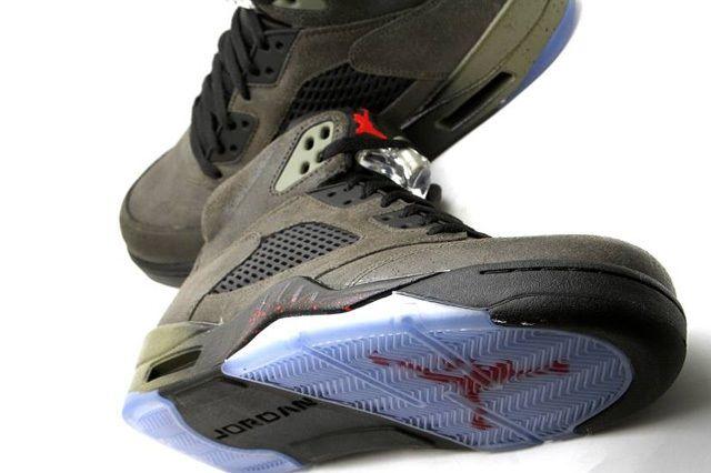 Air Jordan 5 Fear 1