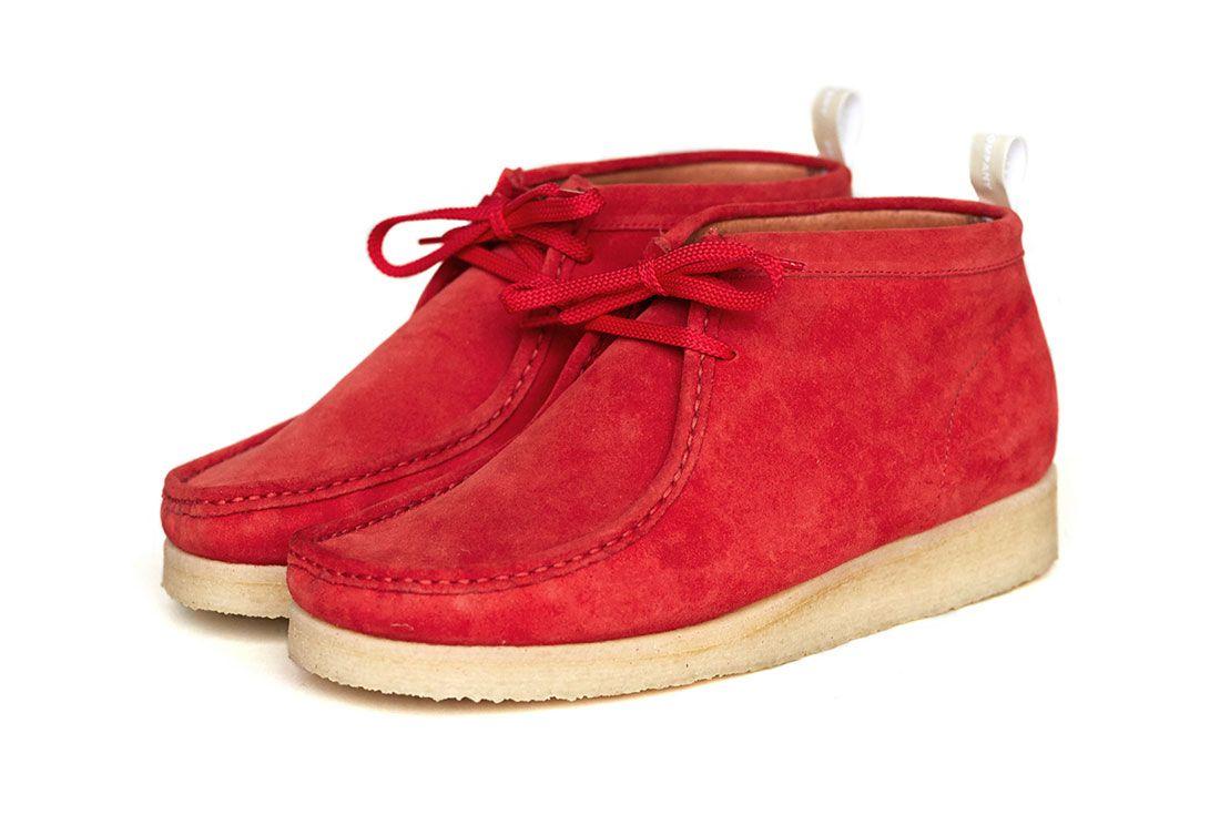 Pop Padmore Barnes Pair Side Red