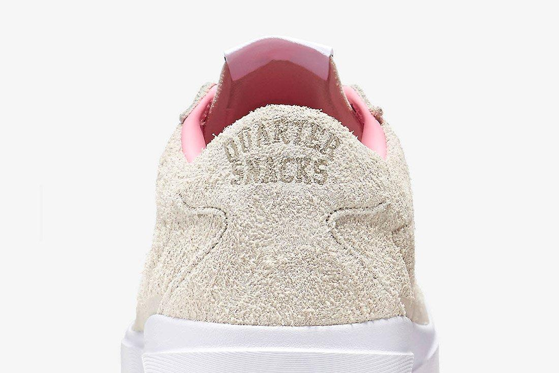 Material Matters Leather Full Grain Nike Suede 1
