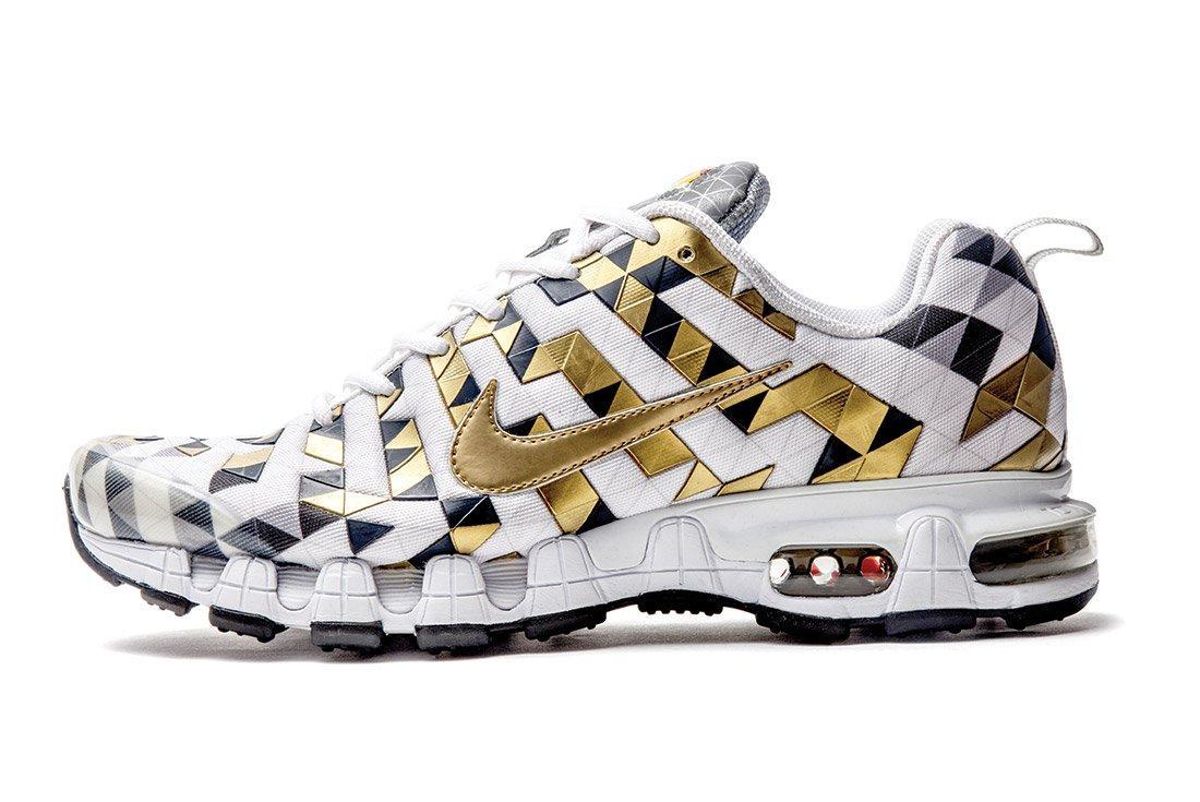 Material Matters Nike Air Tuned X