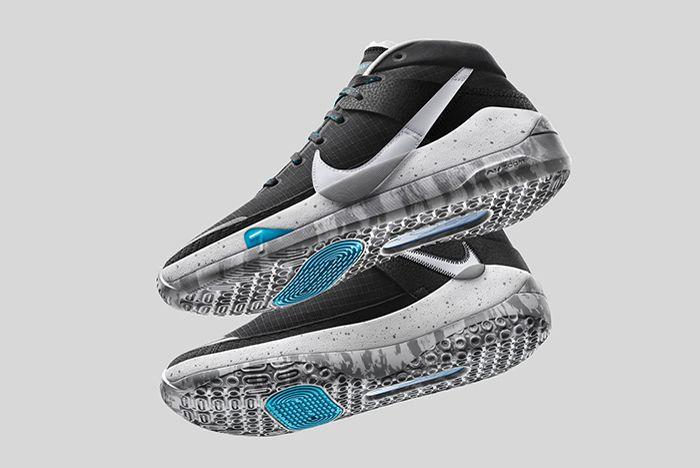 Nike Kd 13 Black White Pair