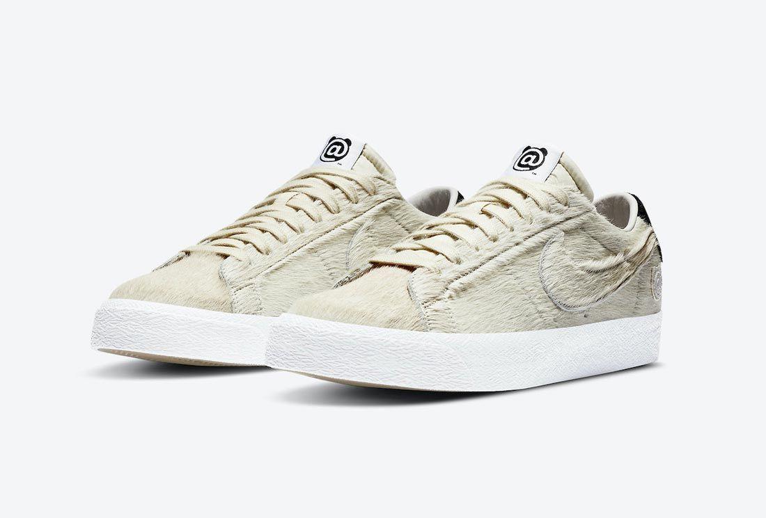 Medicom x Nike SB Blazer Low
