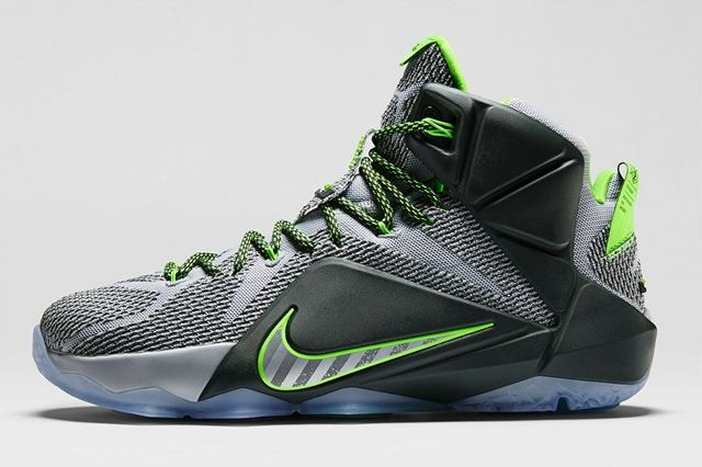 Nike Lebron 12 Dunk Force 3