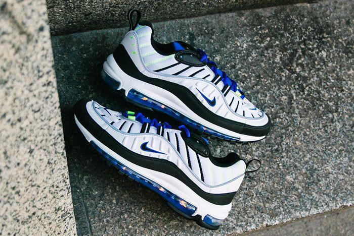 Nike Air Max 98 Racer Blue 2