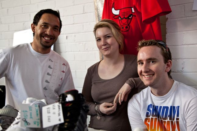 Sneaker Freaker Swapmeet 2011 14 1
