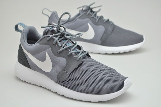 Roshe Run Gry Perspective