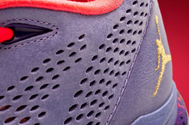 Jordan Cp3 Closeup