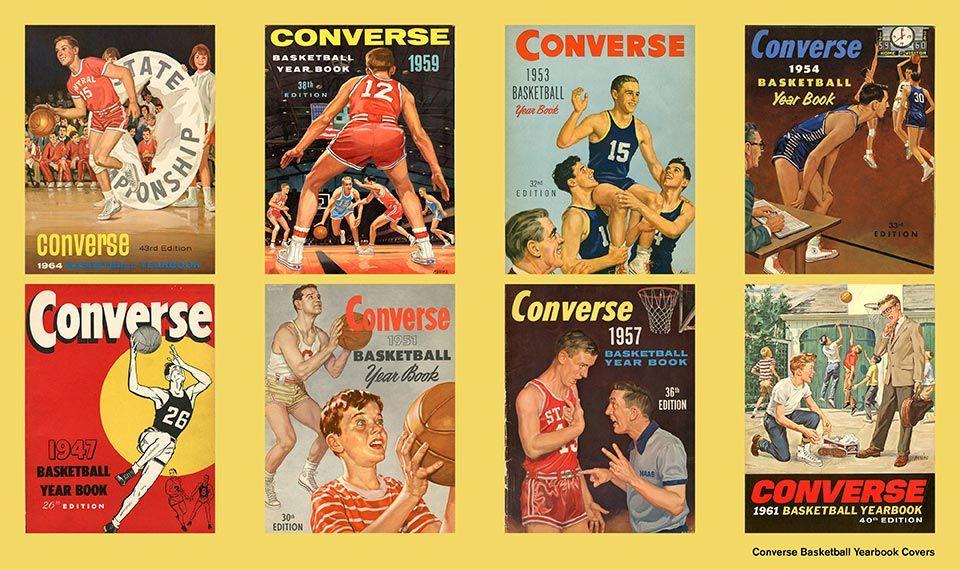 Converse Basketball History Web