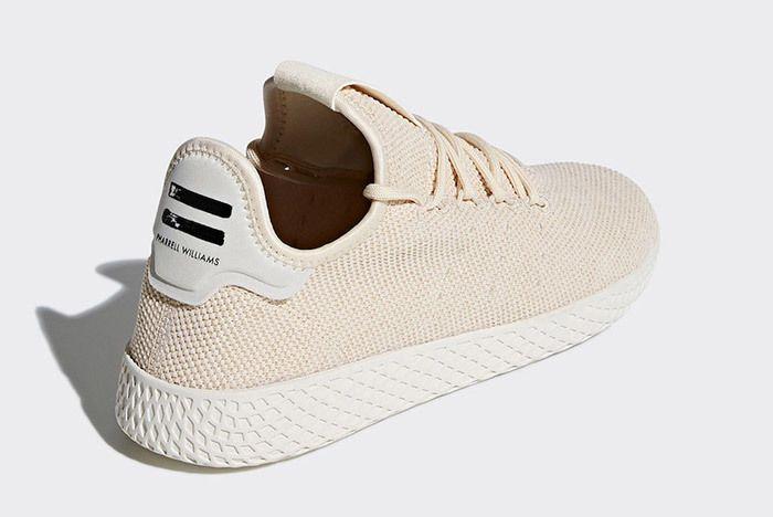 Pharrell Tennis Hu Linen Sneaker Freaker 2