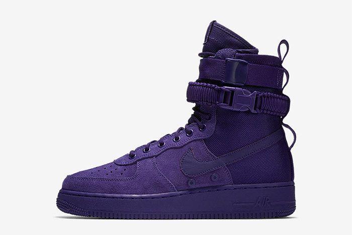 Nike Sf Af1 Purple 1