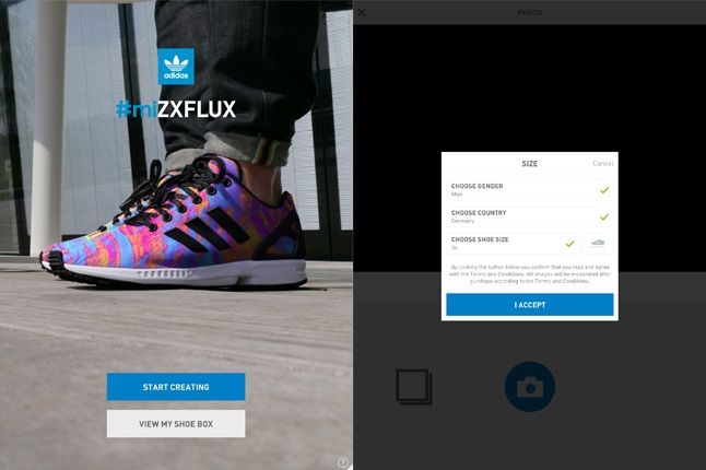 Mi Adidas Launch App Bump 9