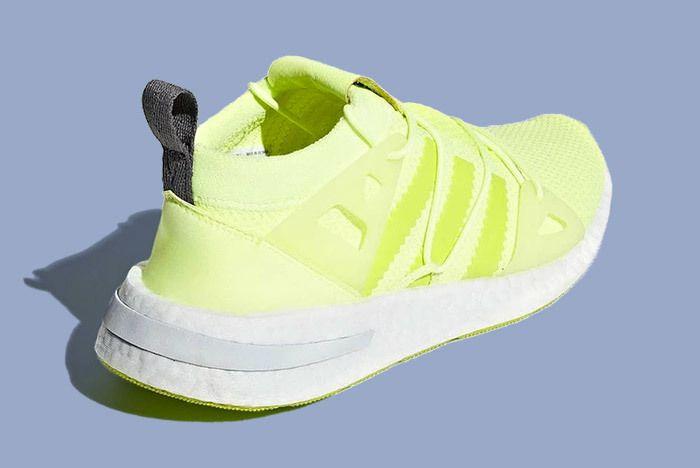 Adidas Arkyn Blue Yellow 3
