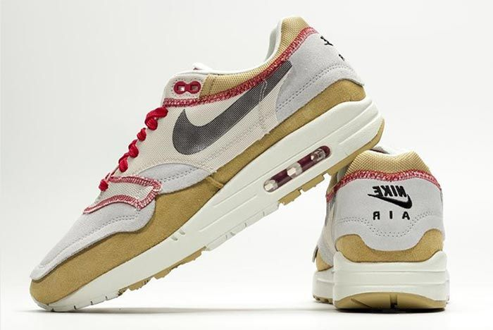 Nike Air Max 1 Inside Out Angle Shot
