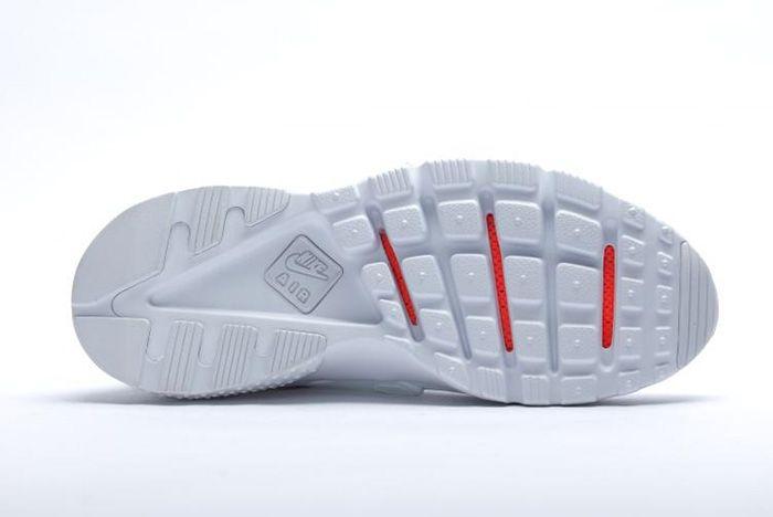 Nike Air Huarache Ultra Br Triple White 5