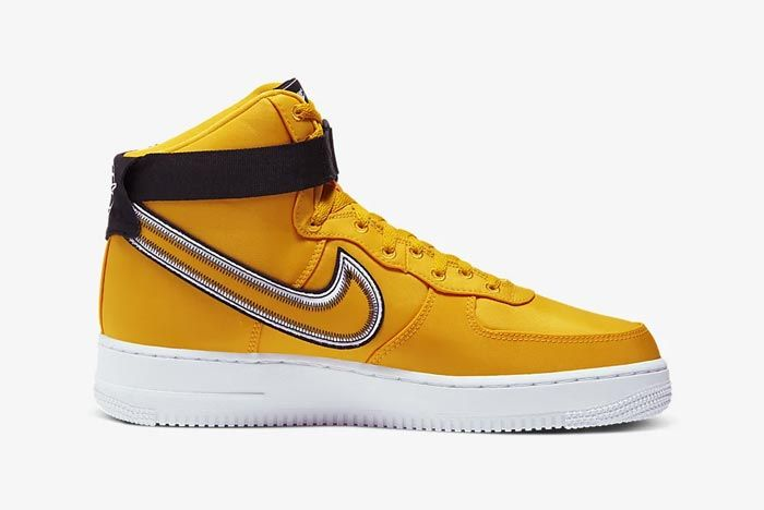 Nike Air Force 1 High University Gold Medial