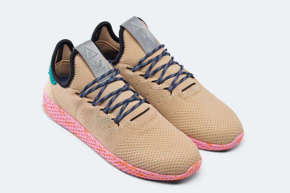 Pharrell X Adidas Tennis Hu 6
