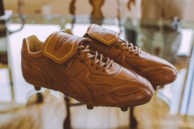 Puma King Alexander Mc Queen Leather 1