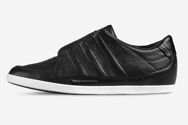 Adidas Y3 Honja Low Black
