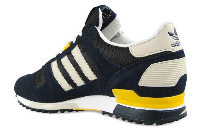 Adidas Zx 700 Bliss Black Heel 1