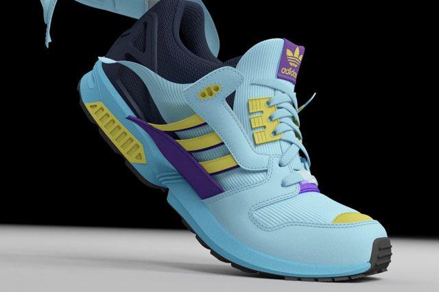 Adidas Zx Flux First Look