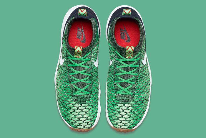 Nike Air Footscape Magista Gorge Green5