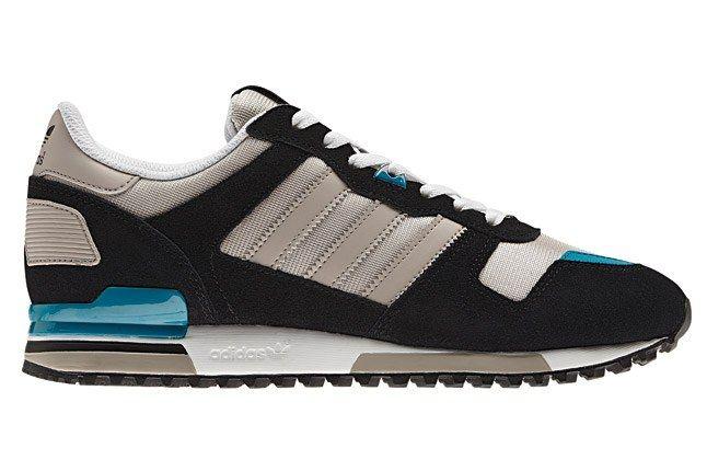 Adidas Originals Spring Summer Black Grey Profile 2