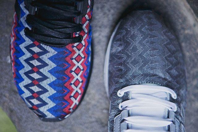 Adidas Originals Zx Flux Tech Super Colour Pack 4