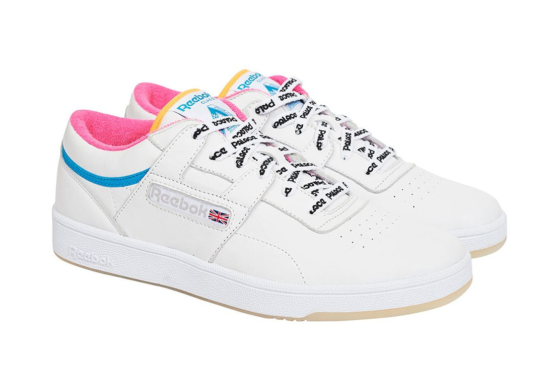 Palace X Reebok Club Workout 2