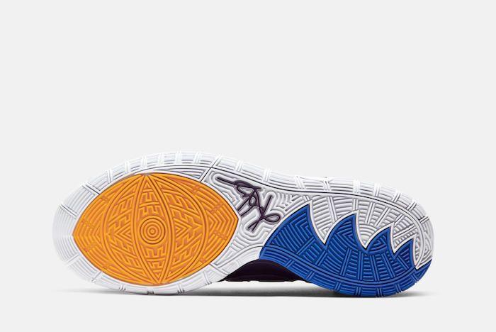 Nike Kyrie 6 Enlightenment Purple 2