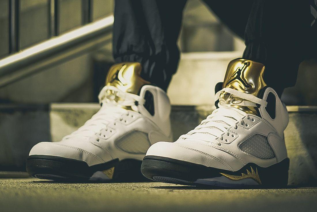 Air Jordan 5 Olympic34