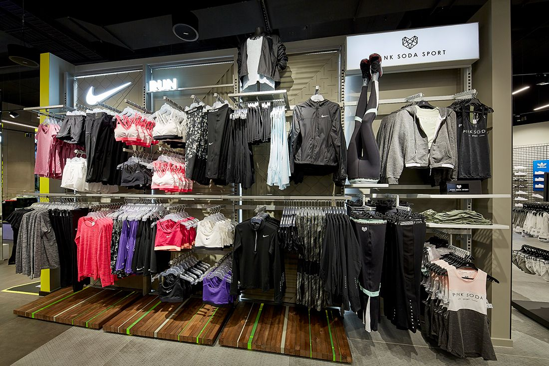 Take A Look Inside The New Pacific Fair Jd Sports Store24