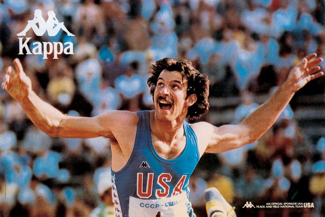 Kappa Usa Track And Field Advertisement