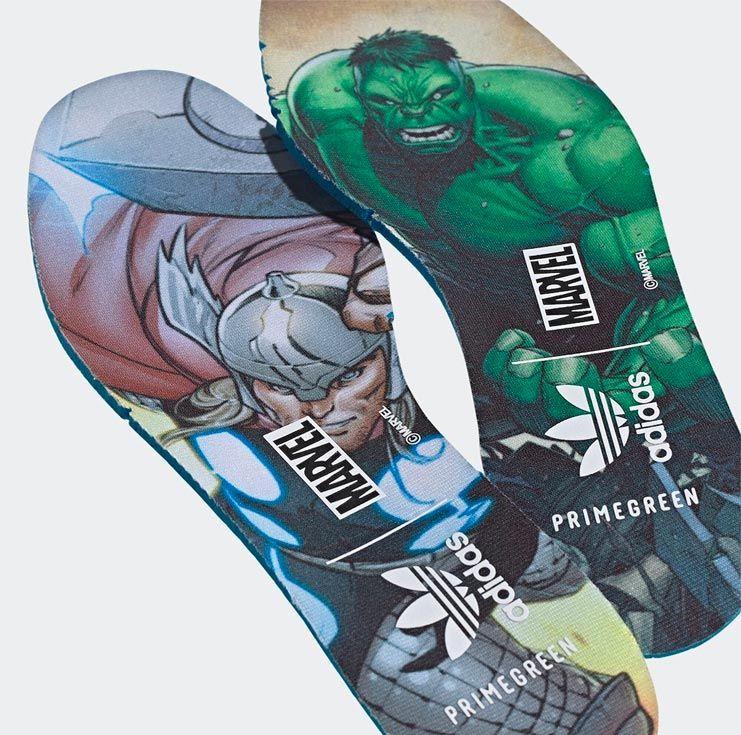 adidas Stan Smith 'Thor and Hulk'