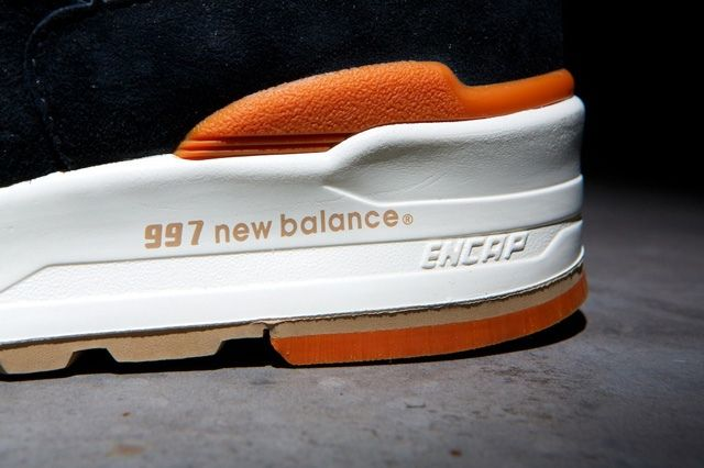 New Balance 997Made In Usa Black 1