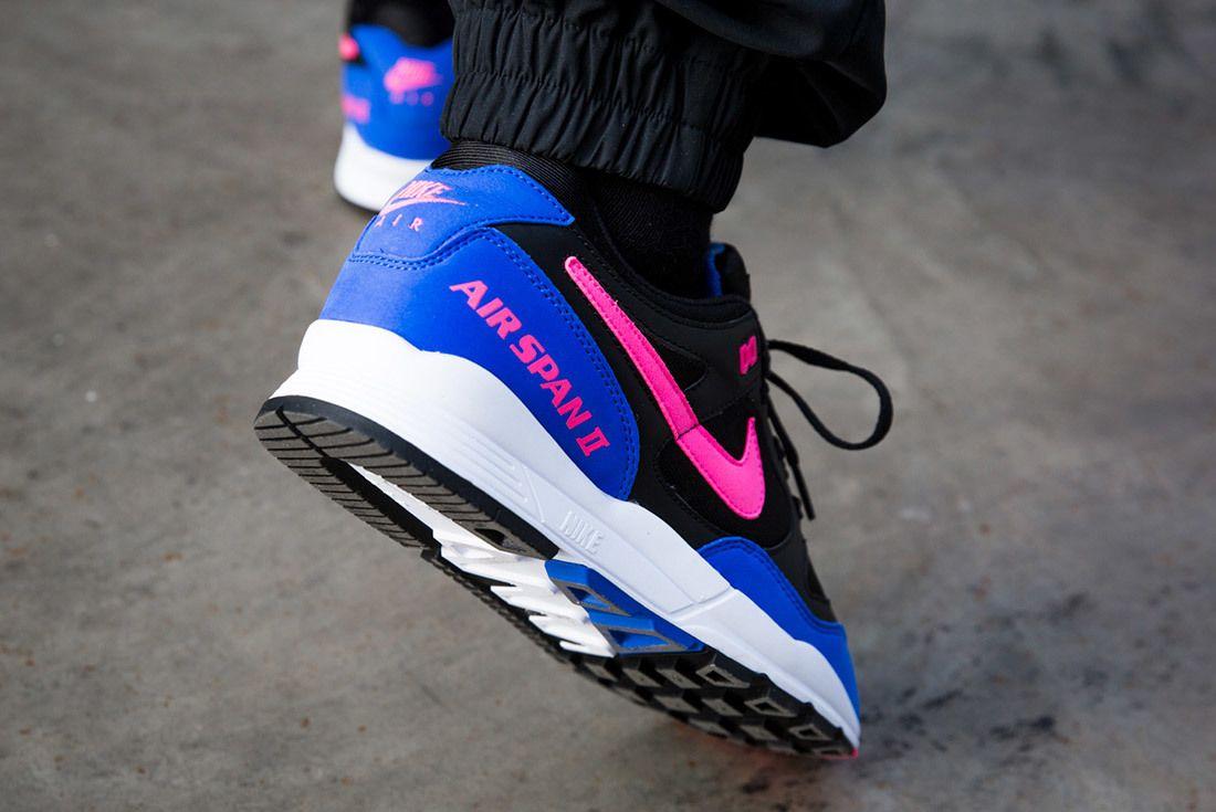 Nike Air Span Ii 2 New Colourways 2018 Sneaker Freaker 1