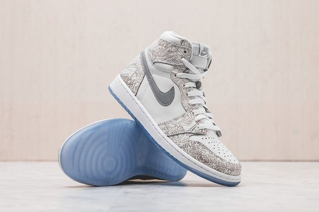 Air Jordan 1 Laser Bumperoo 6
