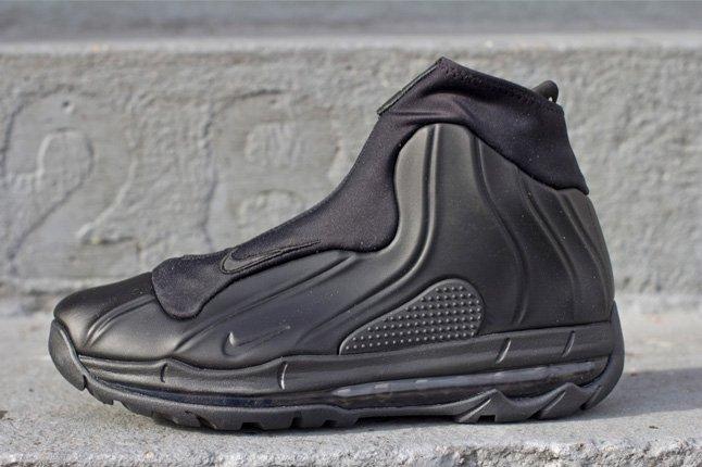 Nike Acg I 95 Posite Max Stealth Black Side Profile 1