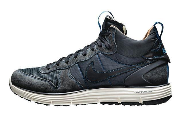 Nike Lunar Solstice Mid Sp White Label Pack Navy Profile 1
