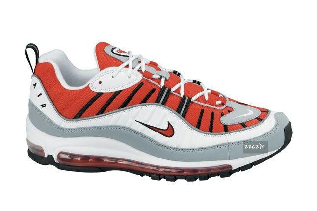 Nike Am98 Colourways Fw 6