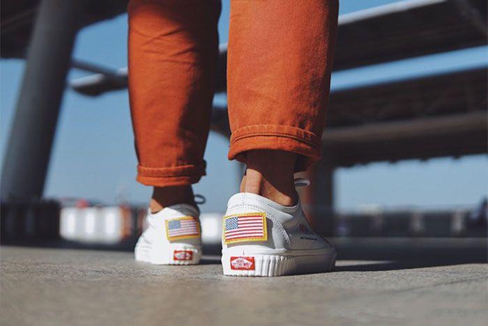 Vans Voyager Sneaker Freaker2