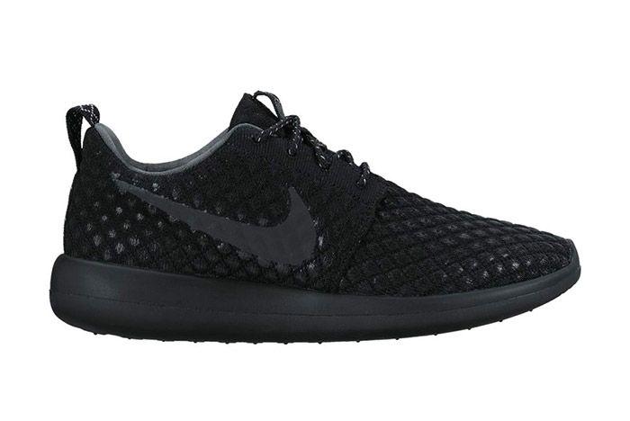 Nike Roshe Two Flyknit 365 Black