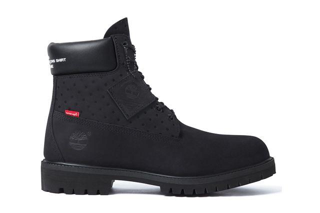 Comme Des Garçons Shirt X Supreme X Timberland 6 Inch Premium Waterproof Boot 5