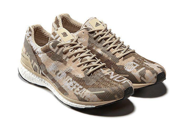 Undefeated Adidas Sneakers Ultraboost Adizero Camo 2