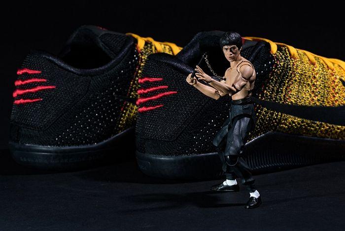 Nike Kobe 11 Bruce Lee 3
