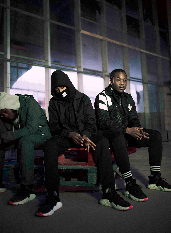 Adidas Prophere London England Fredo Suspect Harlem Spartans Sneaker Freaker 4