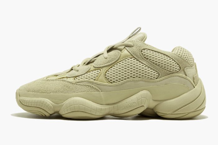 Adidas Yeezy 500 Super Moon Yellow Restock 1