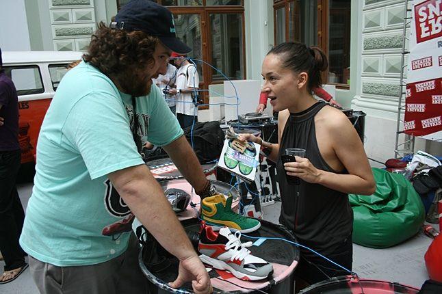 Sneaker Freaker Russia Launch 7 1