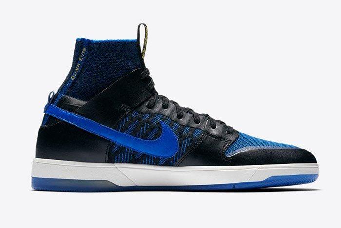 Nike Sb Zoom Dunk Elite High 4