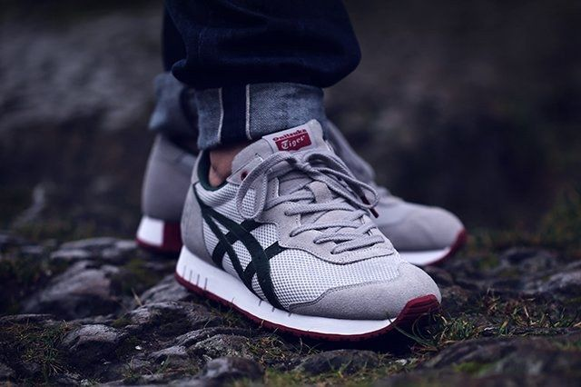 The Good Will Out Onitsuka Tiger X Caliber Silver Knight 2
